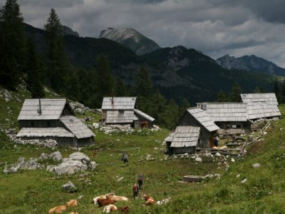 Zwischen Himmel und Hölle II * (Slowenien)